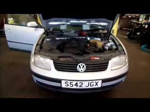 Двигатель 1.8 ADR vw passat b5 (9)