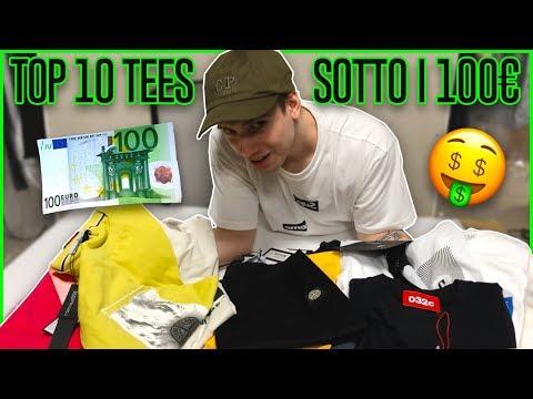 TOP 10: le MIGLIORI Magliette sotto 100€ 💶