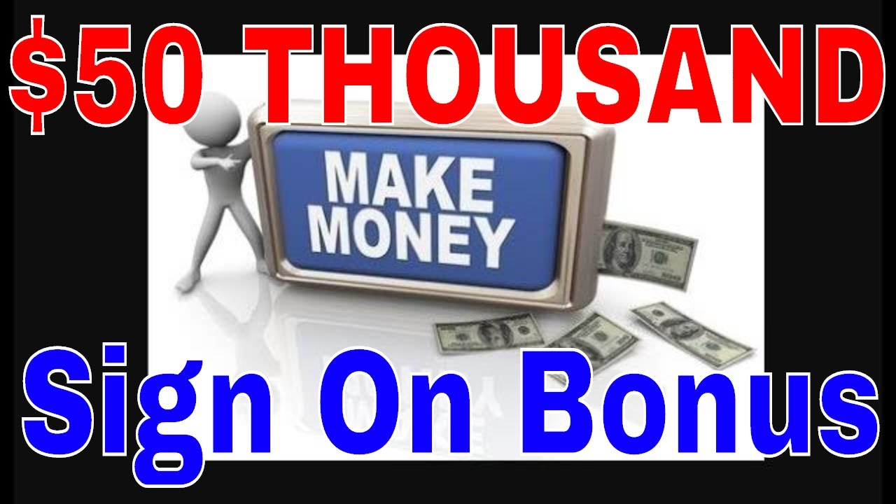 U S  Express Offering 50 THOUSAND DOLLAR Sign On Bonus for CDL Drivers ???|  Red Viking Trucker
