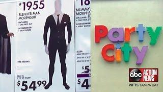 "Video ""Slenderman"" costume carried at Party City download MP3, 3GP, MP4, WEBM, AVI, FLV Februari 2018"