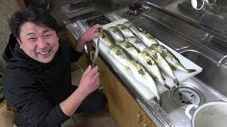 【企業秘密】変な魚おじさん直伝のフグ料理を伝授してもらいました!こりゃー!いい!