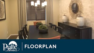New Home Designs | Two Story Home | Carissa | Home Builder | Pulte Homes