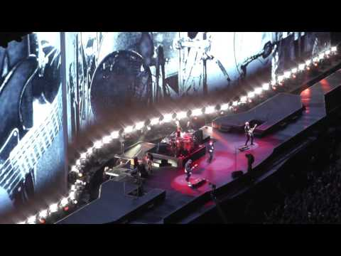 U2 6/25/17: 8 - Bullet the Blue Sky - Foxborough, MA