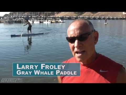 Sea Eagle NeedleNose Inflatable SUP - Product Review & Testimonial