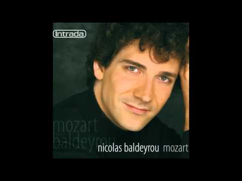 Nicolas Baldeyrou, Antoine Tamestit, Bertrand Chamayou - Trio for Clarinet, Viola and Piano in E-Fla