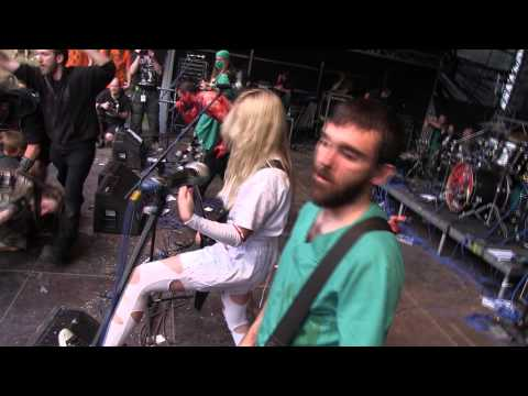 HAEMORRHAGE Live At OEF 2013