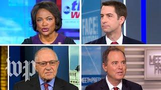 After GOP previews impeachment defense, lawmakers clash over what's next