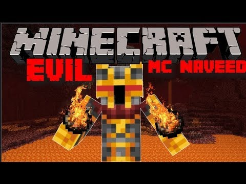 MINECRAFT EVIL MC NAVEED / WE NEED TO TAKE DOWN EVIL MC NAVEED !!!!