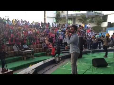 Aa Zra Live Maninder Kailey At GNI Mullana Ambala