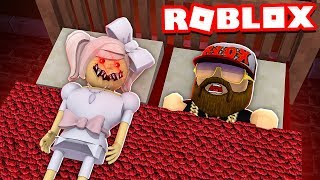 ROBLOX HORROR STORY About CUTE, LITTLE DOLL