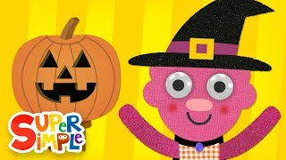 can you make a happy face? halloween song super simple songs