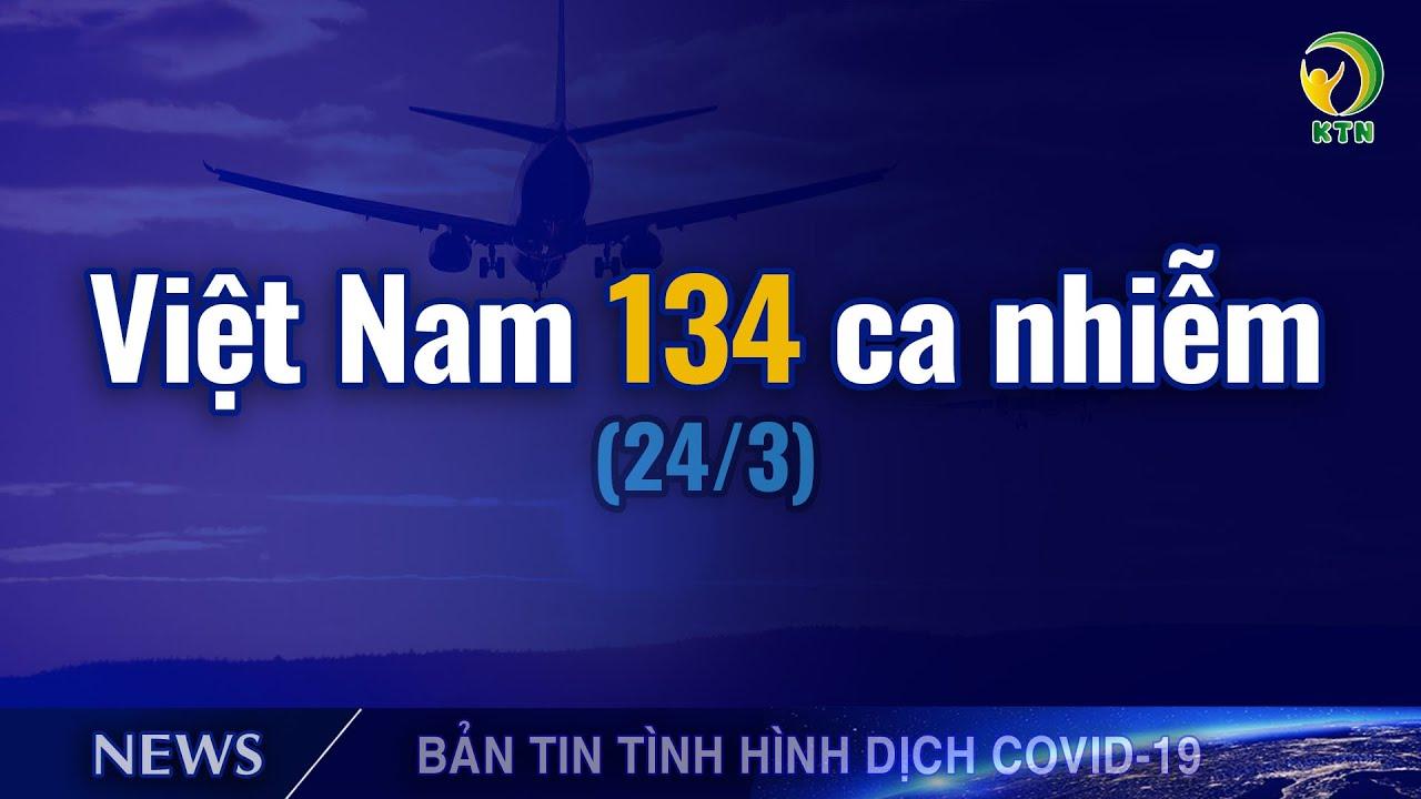 VN cập nhật 11 ca Covid-19 mới: Sài Gòn 4; Hà Nội 5; Lai Châu 1; Thanh Hóa 1 (24/3) – KHỎE TỰ NHIÊN