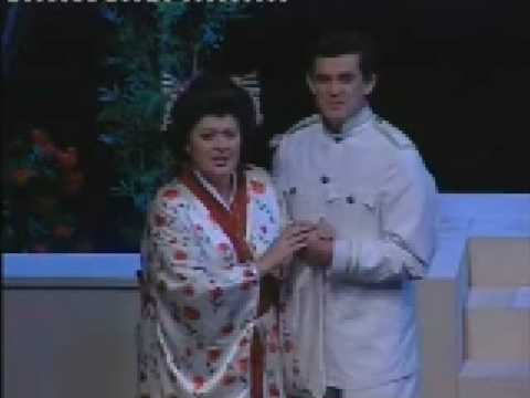 Love Duet from Madama Butterfly by Puccini ( part ...