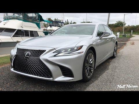 Quick Drive: 2018 Lexus LS 500