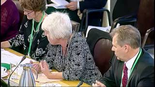 Rural Affairs, Climate Change and Environment Committee - Scottish Parliament: 30th October 2013