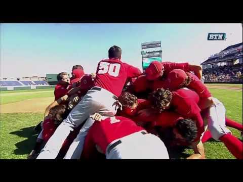 Ohio State Wins the 2016 Big Ten Baseball Tournament