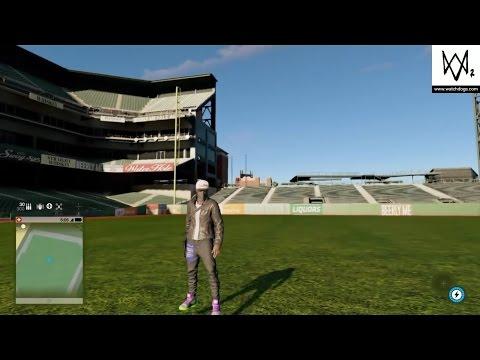 Watch dogs 2 - Come entrare nello stadio (Nudle Park)