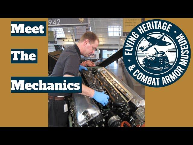 Meet the Mechanic- Greg