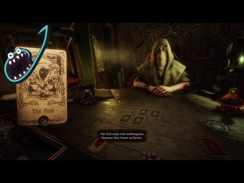 Jerma Streams - Hand of Fate 2 (Part 1)