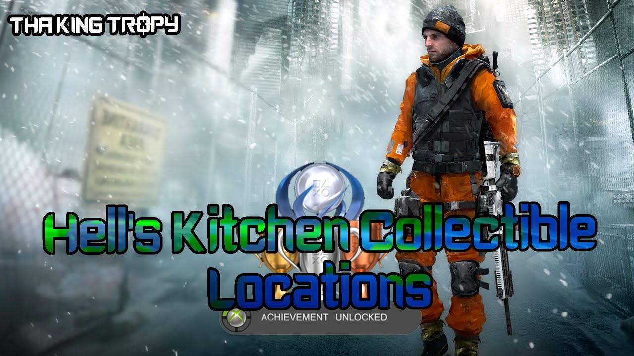 tom clancy s the division hell s kitchen all 23 25