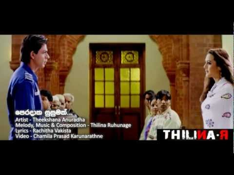 Peradaka Susumak - Theekshana  ft Thilina R_Official Video(1).mpg