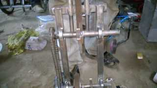 shock absorber power generation mechanical engineering project topics