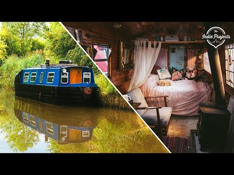We're SELLING our Beautiful Hand Crafted Narrowboat!