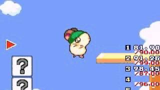 Susumu Plays Hamtaro: Ham-Ham Games: Diving