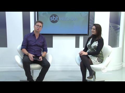 Leo Coelho entrevista cantora Lilian
