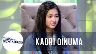 TWBA: Kaori talks about working as a caregiver at 16