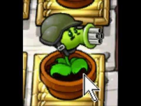 Parodia de plantas vs zombies 1 3 youtube for Fotos de la casa de plantas vs zombies