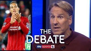 Does Virgil van Dijk deserve to win the Ballon d'Or? | Paul Merson & Harry Kewell | The Debate
