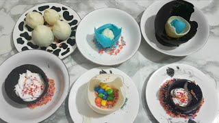 HOW TO MAKE  BALLOON CHOCOLATE BOWLS/Chocolate con balloons - sabinas kitchen