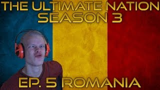 The Ultimate Nation S3 - #5 | ROMANIA - FACE CAM Thumbnail