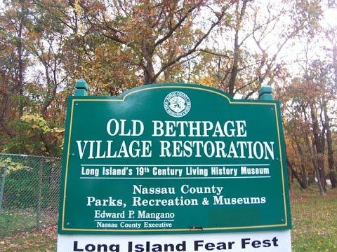 Old Bethpage Village Restoration Montage