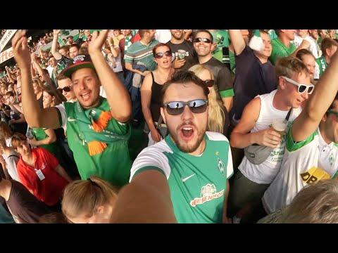 Werder Sieg im Weserstadion - Werder vs Gladbach 2:1