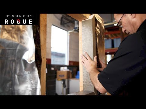 How to Install a Window with Exterior Insulation