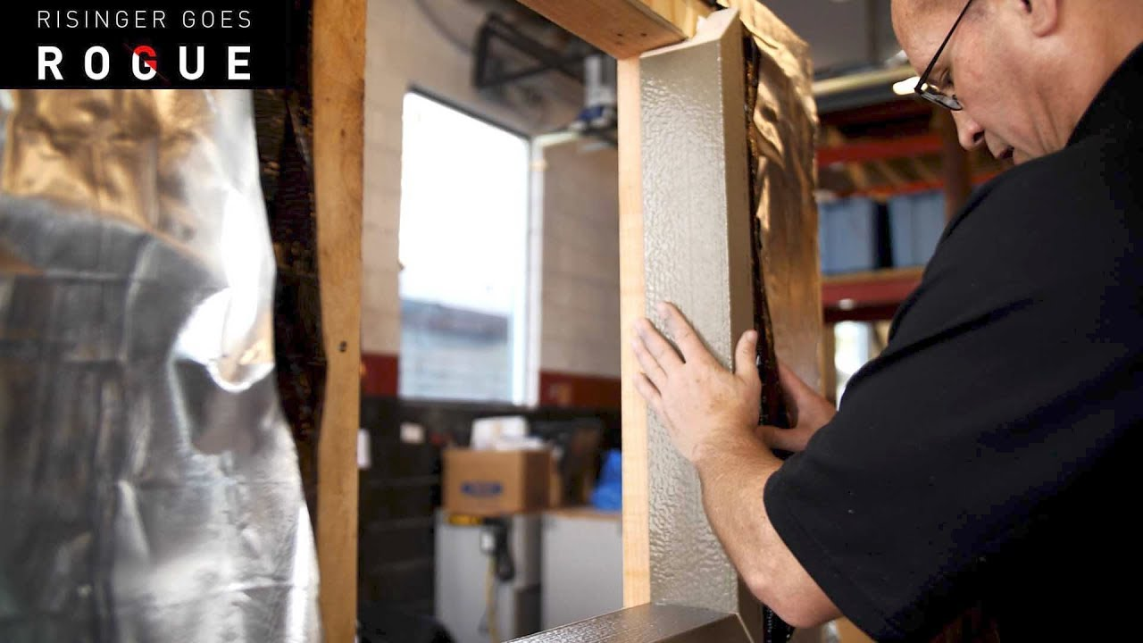 How to install a window with exterior insulation youtube - How to install exterior insulation ...
