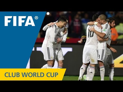 Real Madrid lift first Club World Cup