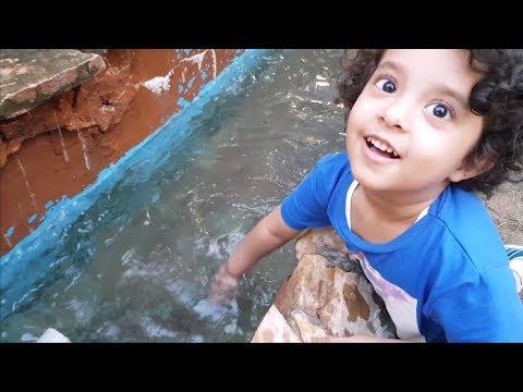 آسر وسامر تجننوا على المسبح فلوق محذوف Youtube