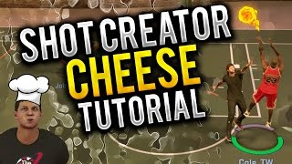 nba 2k17 tips how to cheese with a shot creator best dribble pull up in 2k17 tutorial