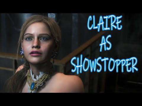 Resident Evil 2 Remake Claire As Showstopper Outfit Mod