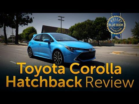 2019 Corolla Hatchback Review Road Test