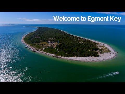 Florida Travel: 360-Degree View of Egmont Key
