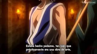 Repeat youtube video Aoi Sekai No Chuushin De (Capitulo 3) (Sub Español) (COMPLETO)