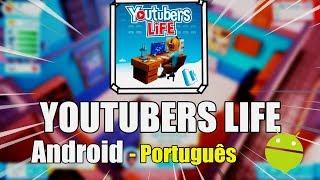 COMO BAIXAR YOUTUBERS LIFE PARA ANDROID! (Em Português)