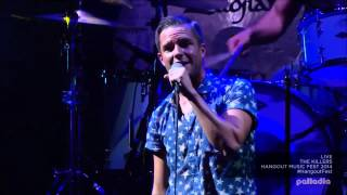 The Killers - The Way it was at Hangout Festival 2014