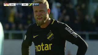 Dalkurd FF 0 - 4 AIK
