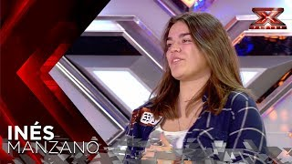 Her similarities with one of the judges moves the panel to tears | Auditions 2 | The X Factor 2018