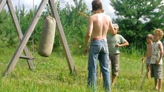 Уроки фехтования. Отрабатываем технику